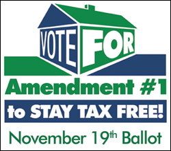 Vote for Amendment 1