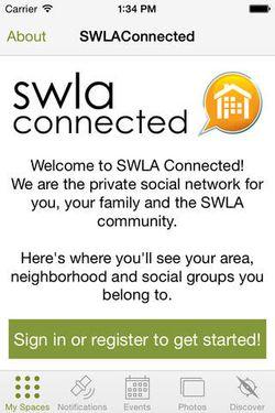 Swla conx screen
